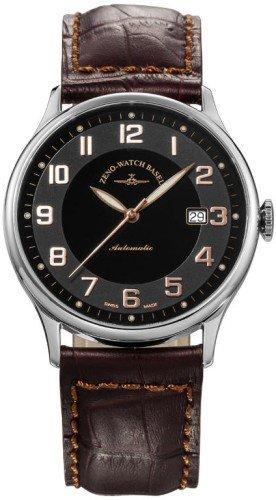 Zeno Watch Flatline Automatic Retro 6209 c1