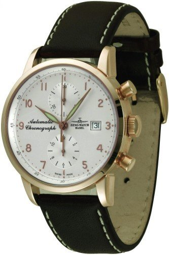 Zeno Watch Magellano Chronograph Bicompax 18ct gold 6069BVD GG f2