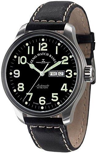 Zeno Watch OS Pilot Day Date 8554DD a1