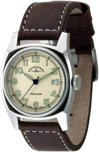 Zeno Watch Retro Carre Automatic 6164 a9