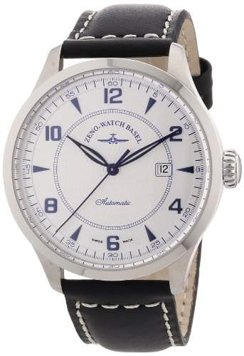 Zeno Watch Basel Herrenarmbanduhr Retro Tre 6302-g3