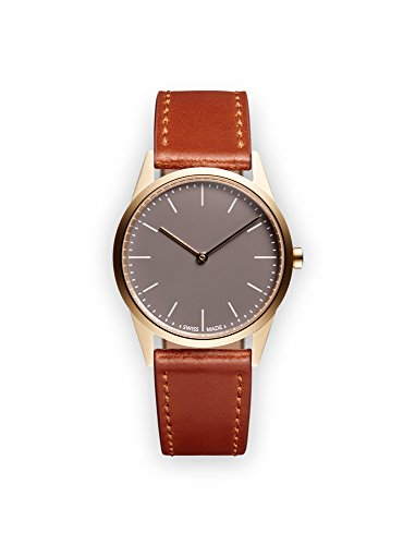 Uniform Wares Damen Armbanduhr C33 SGO W1 COR TAN 1618S 01