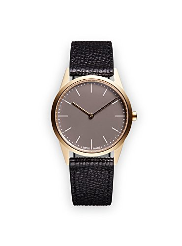 Uniform Wares Damen Armbanduhr C33 SGO W1 CRG BLK 1618S 01