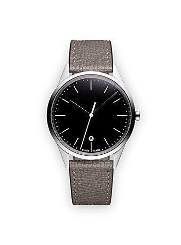 Uniform Wares Damen Armbanduhr C36 PSI W1 CGR GRY 1618S 01