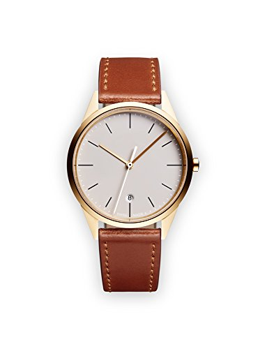 Uniform Wares Damen Armbanduhr C36 SGO W1 COR TAN 1618S 01