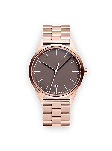 Uniform Wares Damen Armbanduhr C36 SRG W1 BRA BRG 1818S 01