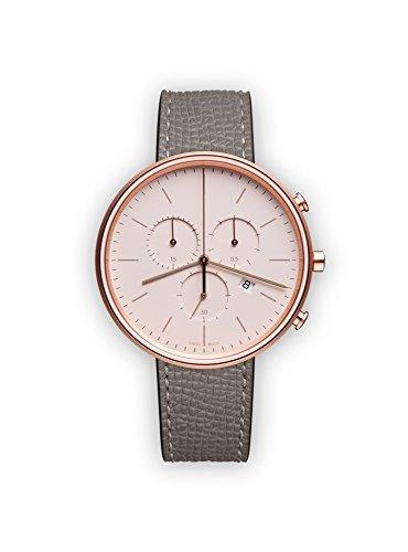 Uniform Wares Damen Armbanduhr M40 SRG W1 CGR GRY 1618S 01