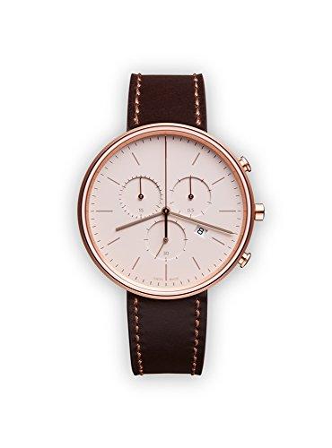 Uniform Wares Damen Armbanduhr M40 SRG W1 COR BRN 1618S 01