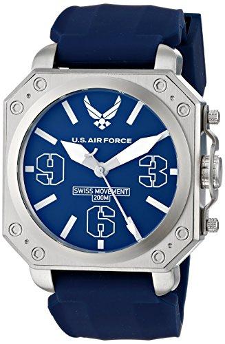 United States Air Force Militaer Armbanduhr WA035201