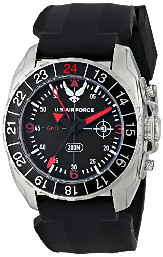 United States Air Force Herren Armbanduhr WA033001