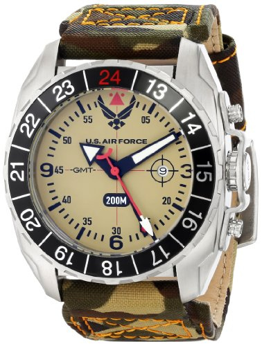United States Air Force Herren Armbanduhr WA033101