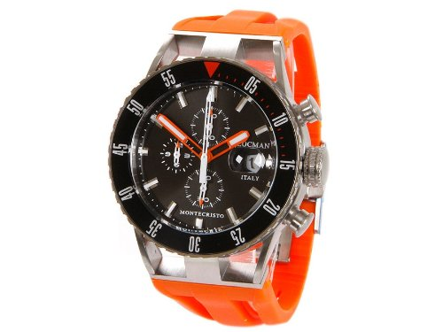 Locman Uhren Herrenchronograph Montechristo P 051200KOBKNKSIO