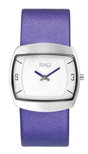 Mango Damen - Armbanduhr Analog Quarz A68339-2S0KV