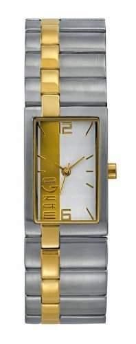 Mango Damen - Armbanduhr Analog Quarz Edelstahl A68204B4I