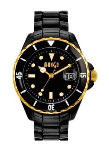 Mango Damen - Armbanduhr Analog Quarz Kalender A68352B5P