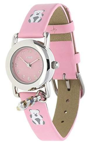 Club Maedchen - Armbanduhr Analog Quarz Teddy Anhaenger A65151S14A