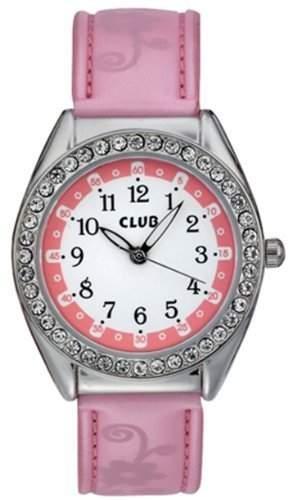 Club Maedchen - Armbanduhr Analog Quarz Rosa A65141S14A