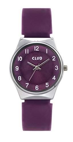 Club Maedchen-Armbanduhr Analog Quarz Silikon A65176S10A