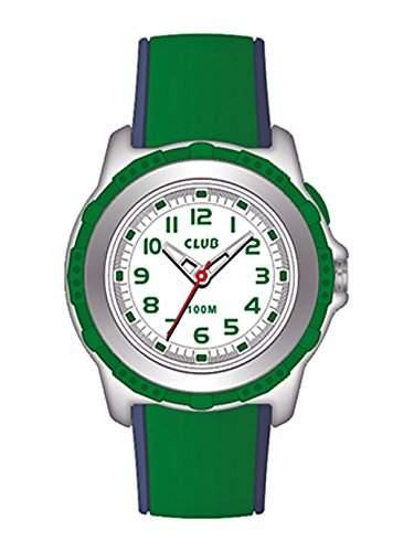 Club Jungen-Armbanduhr Analog Quarz 10 bar A47104-3S0A
