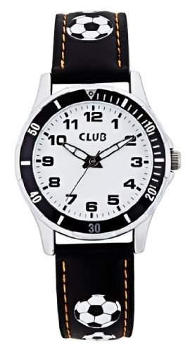 Club Jungen - Armbanduhr Analog Quarz Fussball A56522S0A