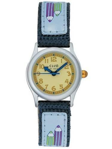Club Jungen-Armbanduhr Analog Quarz Blau A65147S8A