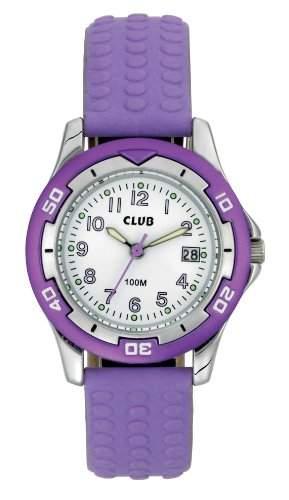 Club Maedchen - Armbanduhr Analog Quarz 10 bar Kalender A65168-1S0A