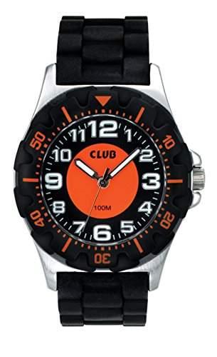 Club Jungen - Armbanduhr Analog Quarz 10 bar Siliconband A76152S17A