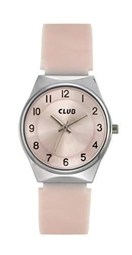Club Maedchen-Armbanduhr Analog Quarz Silikon A65176-1S10A