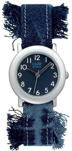 Club Jungen - Armbanduhr & Maedchen - Armbanduhr Jeans Analog Quarz Textil A65103S8A