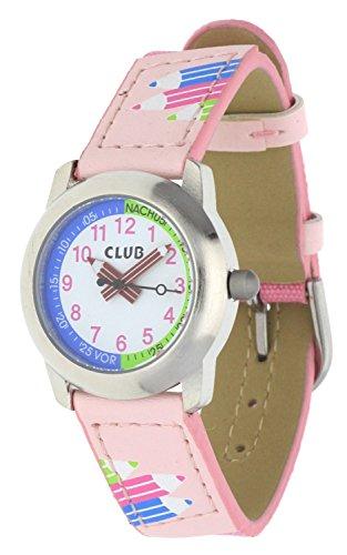 Club Maedchenuhr Armbanduhr Analog Quarz Rosa A65171 2S0A