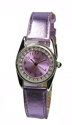 Bonett Maedchen - Armbanduhr Analog Quarz violett 1206L