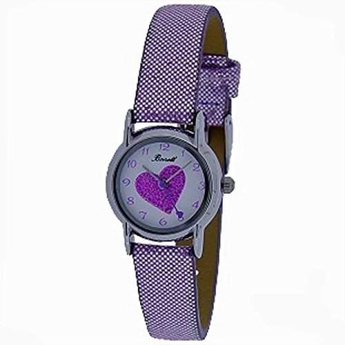 Bonett Maedchen - Armbanduhr Analog Quarz Herz 1207L