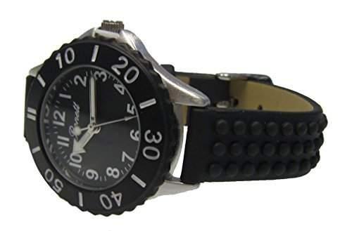 Bonett Jungen - Armbanduhr Analog Quarz schwarz 1237S