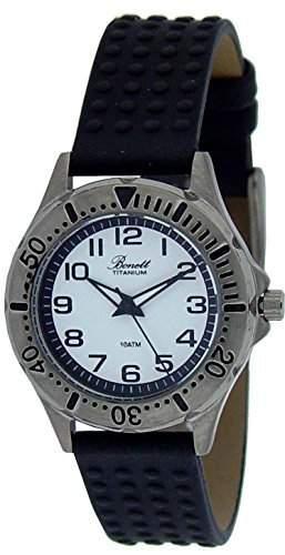 Bonett Jungen - Armbanduhr Analog Quatz Titan - 10 bar