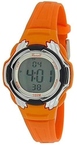 Bonett Maedchen - Armbanduhr Digital Quarz Silikon 10 bar 1224O