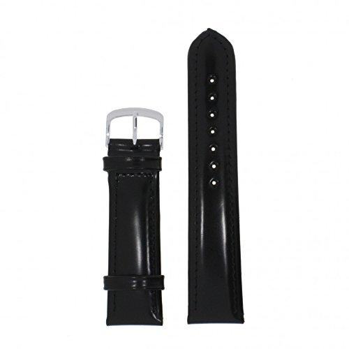 Ersatzarmband fuer Herrenuhr mit Dornschliesse 22mm