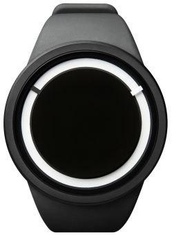 Ziiiro Unisexuhr Eclipse Black Z0010WBK