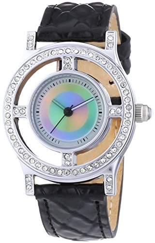 Rainbow emotion of color Watch Damen-Armbanduhr Audrey life Analog Quarz AU10PS-BL3-li