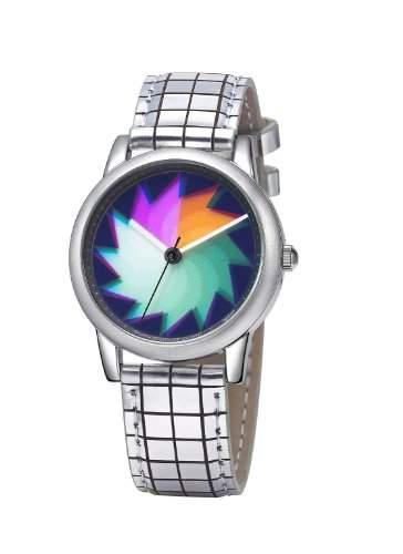 Rainbow e-motion of color Unisex-Armbanduhr Avangardia saw AV21A-B-GS-sa