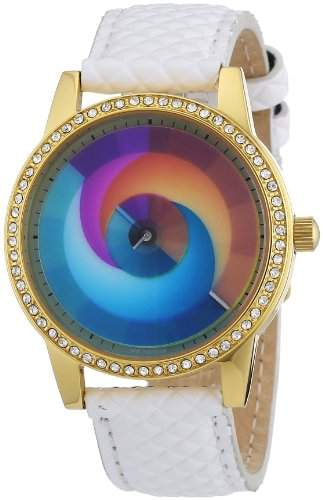 Rainbow e-motion of color Damen-Armbanduhr Avantgardia WL2 surprise Analog Quarz AV21g-WL2-su