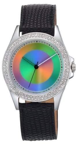 Rainbow e-motion of color Damen-Armbanduhr Marlene life Analog Quarz MA89-BL2-li