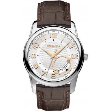 Rodania Swiss Herren Armbanduhr Celso Analog Quarz Leder RS2503823