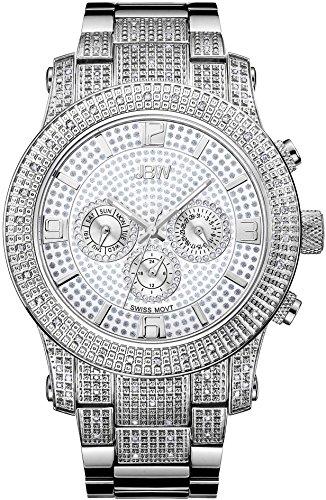 JBW Armbanduhr J6336E Silver