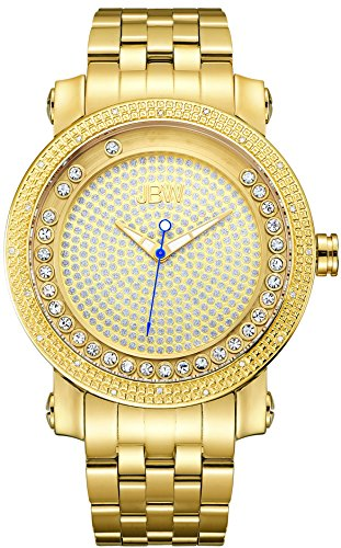 JBW Armbanduhr J6338B Gold