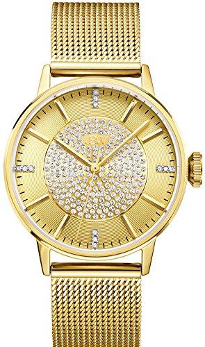 JBW Armbanduhr J6339A Gold