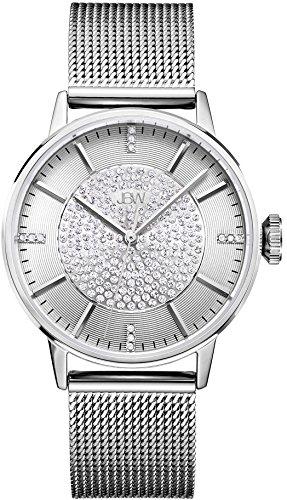 JBW Armbanduhr J6339C Silver