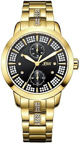 JBW Armbanduhr J6341D Gold