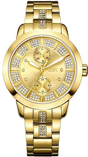 JBW Armbanduhr J6341F Gold