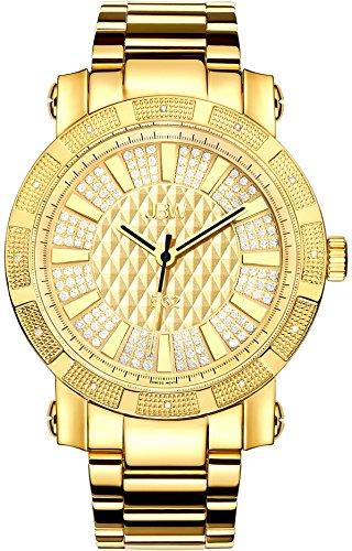 JBW Armbanduhr JB 6225 M Gold