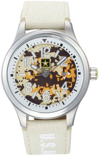US Armee Herren CAV 914 Kavallerie mm Edelstahl Uhren
